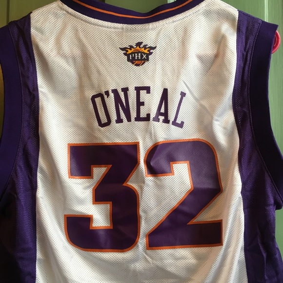 new product 5880f 21c04 Kids Shaquille O'Neal Shaq Phoenix Suns Jersey